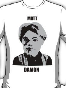 Matt Damon T-Shirt