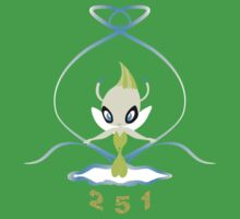 #251 Celebi ~ NATURE by Daniel Bevis