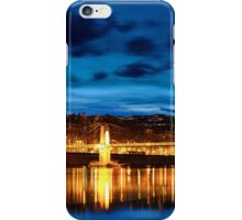City Lights: Lyon part II iPhone Case/Skin