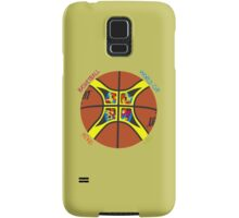 Basketball World Cup Spain 2014 Official ball Samsung Galaxy Case/Skin