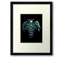 Fight For The Planet Framed Print