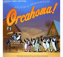 Orcahoma, The Musical  Photographic Print
