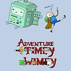 Adventure Timey wimey by Inzaie