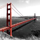 Golden Gate Bridge  by dkaranouh