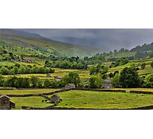 Swaledale Photographic Print