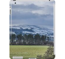 Wensleydale Winter iPad Case/Skin