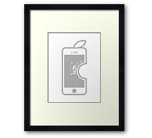 Electronic Fruit Punch 2 Framed Print