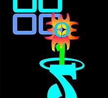 Numeric Vase by Darryl Kravitz by dtaylork