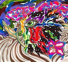 Tripping eye by Thoricartist