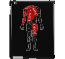 Choice Cuts iPad Case/Skin