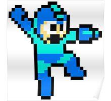 Classic Megaman Poster