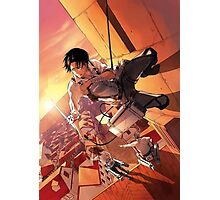 Levi Ackerman Photographic Print