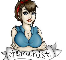 Feminist! Design. by breesilks