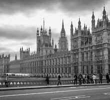 Westminster by MichaelJP
