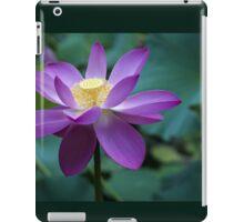 The Lotus Flower iPad Case/Skin