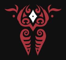 Dark Avatar Symbol by Colossal