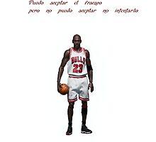 Michael Jordan - Basketball - Phrase by Javirc14