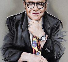 Elton John by MelannieD