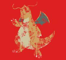 Dragonite Splatter Kids Clothes