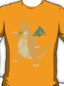 Dragonite Splatter T-Shirt