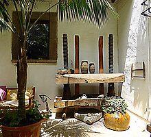 The Former Olive Mill..................................Majorca by Fara