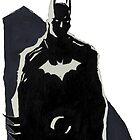 The Dark Knight  by EllishiaFrancis