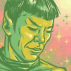 Spock by sarahstarseed