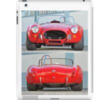 Red Cobra iPad Case/Skin