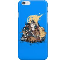 Full Fat 7 iPhone Case/Skin