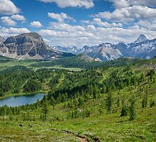 The Continental Divide by MichaelJP