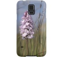 Spotted Orchid,  Portnoo, Co. Donegal Samsung Galaxy Case/Skin