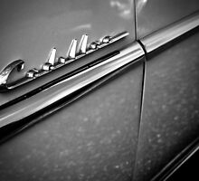 1955 Cadillac (II) by Eric Christopher Jackson