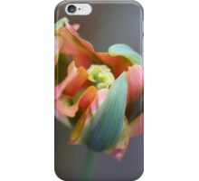 A different Tulp iPhone Case/Skin