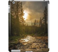 He Who Walks Being Home iPad Case/Skin