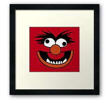Animal Muppet (Crazy) Framed Print