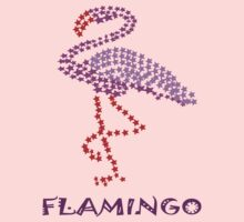 F for flamingo (5510 views) by aldona