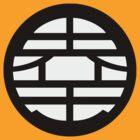 Dragonball Z King Kai School Emblem by MrP1ckles