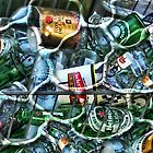 Abandoned Recycles by GolemAura