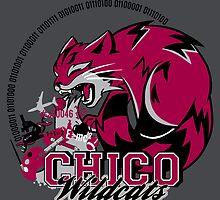 Misunderstood Chico Wildcat by VisualDiscord
