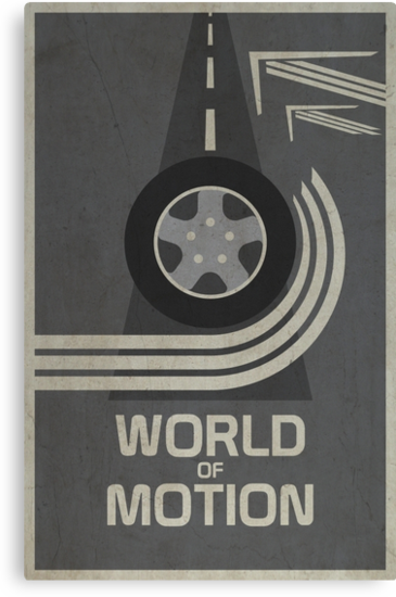 World of Motion by scbb11Sketch