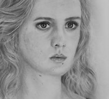 Orphan Black- Delphine  by bellepickering