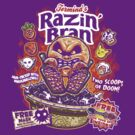 Razin' Bran by Punksthetic