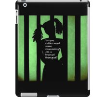 Harley Quinn Green iPad Case/Skin