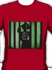 Harley Quinn Green T-Shirt