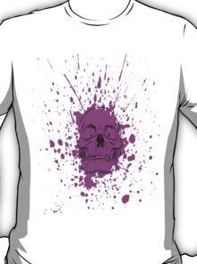 Skull: Purple Haze T-Shirt