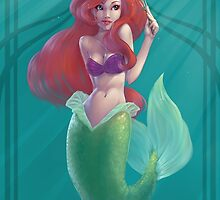 Ariel by elliem-