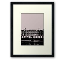 Kew Gardens Museum No. 1 - London Framed Print