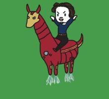 We are Iron Llama SD Tee by BegitaLarcos