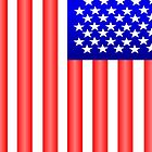 American Flag Design by biglnet