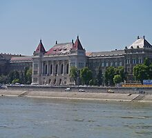 University of Technology and Economics, Budapest, Hungary by Margaret  Hyde